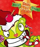 film/happy-tree-friends-winterbreak - Fies - fieser - Treefriends!