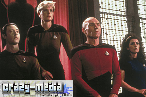 Happy Birthday Captain Picard! Star Trek TNG (The next Generation) wird 20 Jahre alt! - tv/star-trek-anniversary
